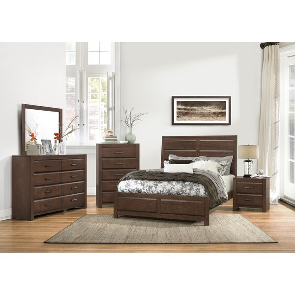 Mccarver Panel Configurable Bedroom Set by Red Barrel Studio