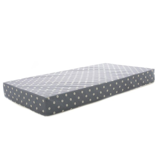 Memory Foam Hypoallergenic 5.5 Crib & Toddler Mattress by Alwyn Home