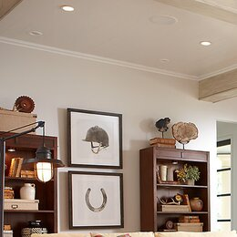 Ceiling lights youll love wayfair recessed lighting aloadofball Images