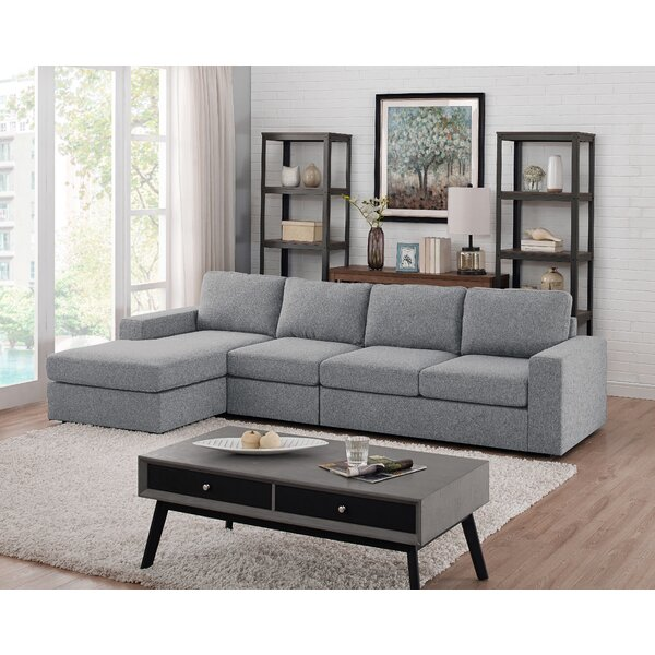 Cheryle Reversible Sectional by Ivy Bronx