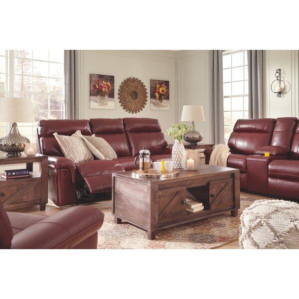Pandora Reclining Configurable Living Room Set by Red Barrel Studio