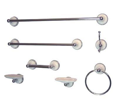 Victorian 7 Piece Bathroom Hardware Set by Kingston Brass