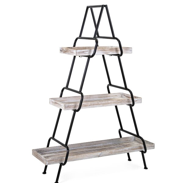 Fallows Tiered Ladder Bookcase by IMAX