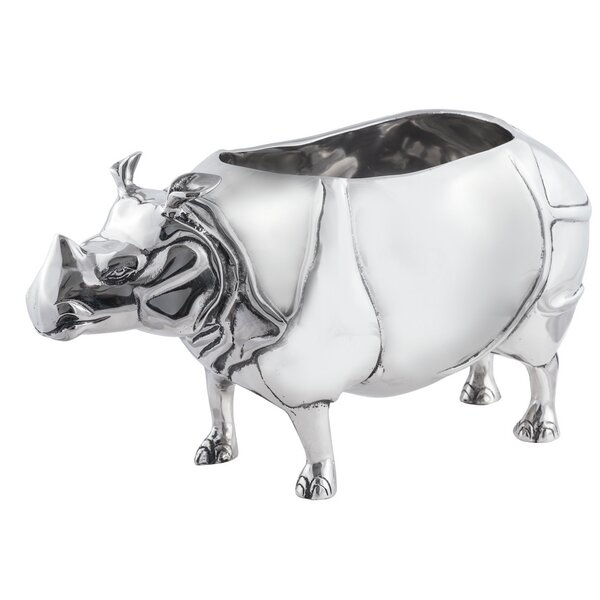 Safari Rhino Beverage Tub by Star Home