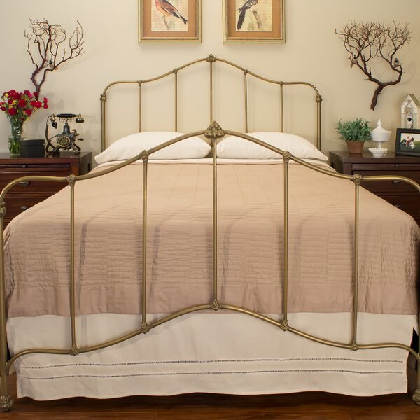 Carson Standard Bed by Benicia Foundry and Iron Works