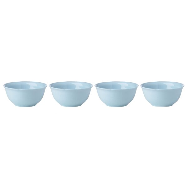 Butterfly Meadow 16 oz. All Purpose Dessert Bowl Set (Set of 4) by Lenox