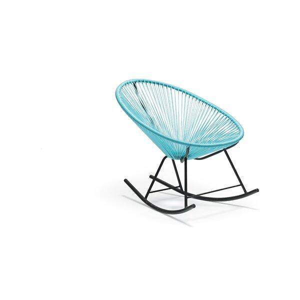 Kennebunk Outdoor Rocking Chair (Set of 2) by Brayden Studio