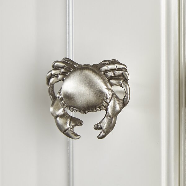 Crab Novelty Knob by Big Sky Hardware