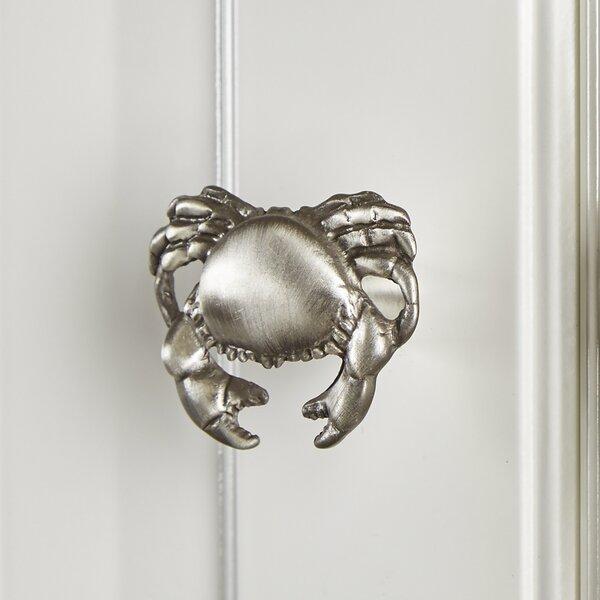 Crab Novelty Knob by Big Sky Hardware