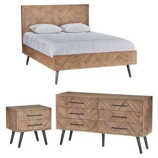 Jamari Panel Configurable Bedroom Set ByGeorge Oliver