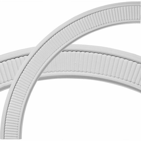 Nevio 39 1/2H x 39 1/2W x 3 1/8D Ceiling Ring by Ekena Millwork