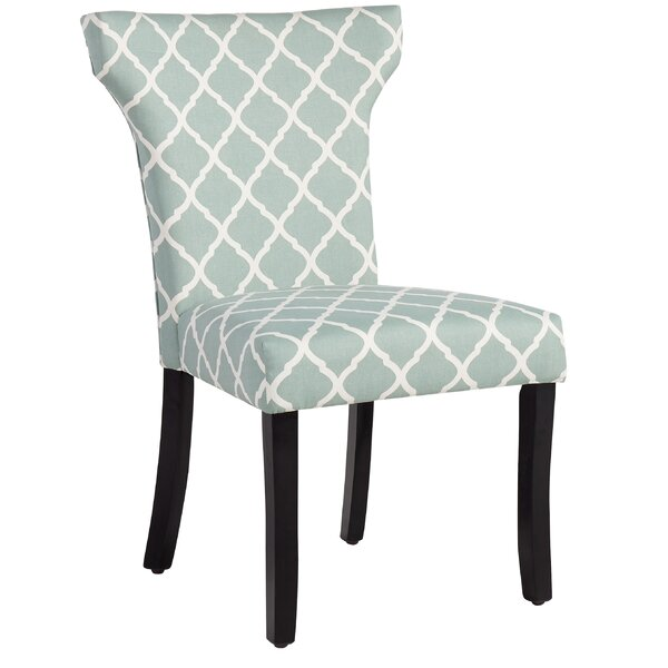 Plainville Lattice Side Chair by Charlton Home