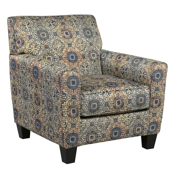 Alfe Club Chair by Bloomsbury Market