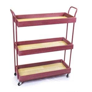 Bar Cart by Sagebrook Home Reviews