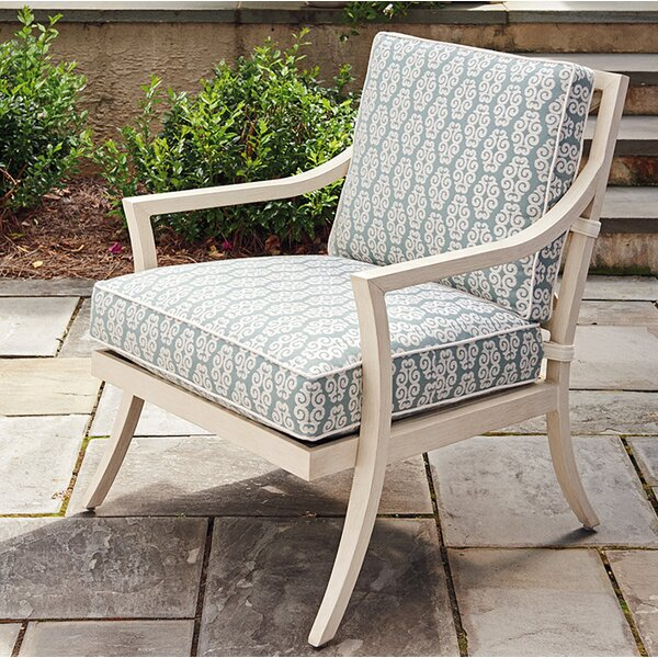 Misty Garden Patio Chair with Cushion by Tommy Bahama Outdoor
