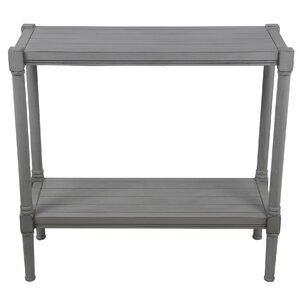 Alexander Console Table by Highland Dunes
