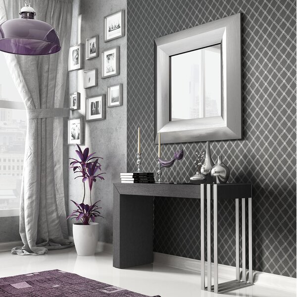 Up To 70% Off Pelley Console Table And Mirror Set