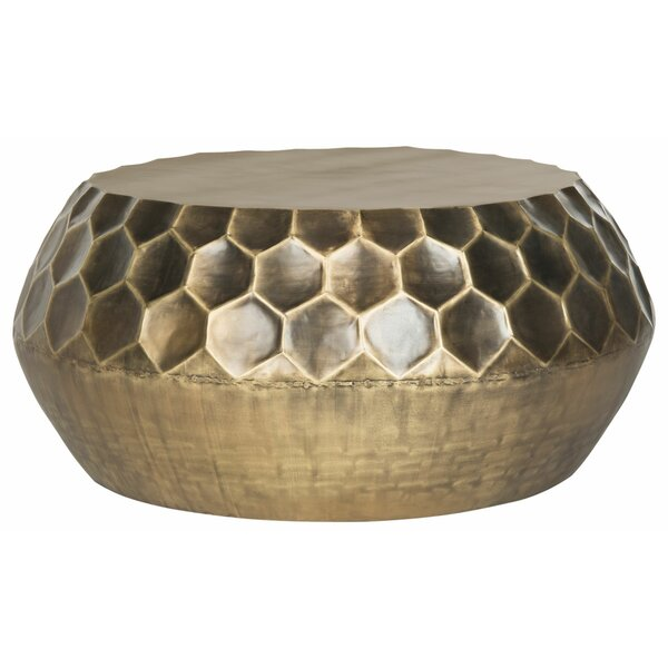 Montano Honeycomb Coffee Table by Bloomsbury Market