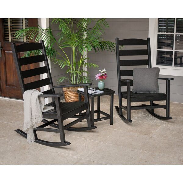 Shaker Porch Rocking Chair Set by POLYWOOD®