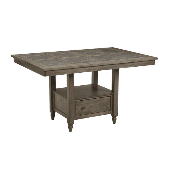 Carley 5 Piece Pub Table Set by Ophelia & Co.