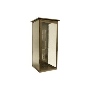 Shop for Craftman 2-Light LED Outdoor Wall Lantern By Brass Traditions