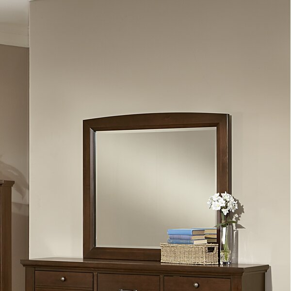 Bertram Accent Mirror by Darby Home Co