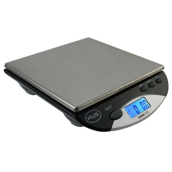 Digital Tabletop Kitchen Scale by American Weigh Scales