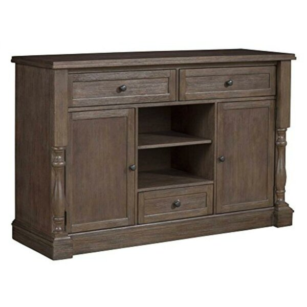 Blondelle Spacious Wooden Sideboard by Gracie Oaks Gracie Oaks