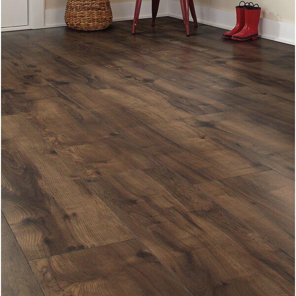Cashe Hills 8 x 47 x 7.87mm Maple Laminate Flooring in Chocolate by Mohawk Flooring
