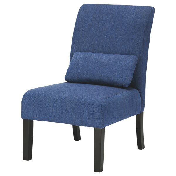 Peachstone Slipper Chair by Winston Porter