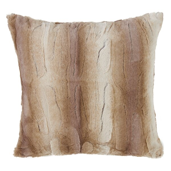 Madeline Animal Print Decorative Throw Pillow by Millwood Pines