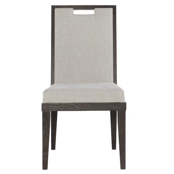 Decorage Upholstered Side Chair in Beige by Bernhardt Bernhardt