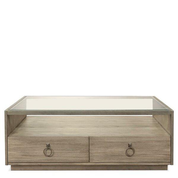 Almazan Coffee Table with Storage by One Allium Way