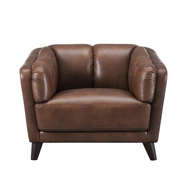 Zainab Club Chair by Corrigan Studio