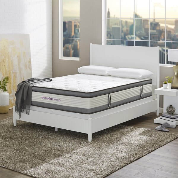 Wayfair Sleep 12 Inch Medium Hybrid Mattress By Wayfair Sleep™ by Wayfair Sleep™ Modern