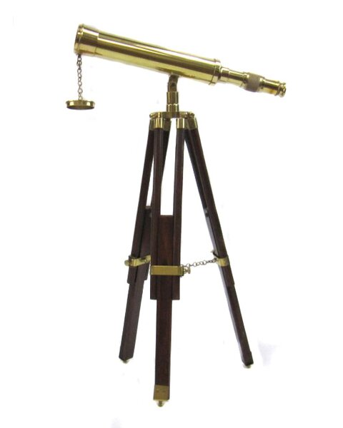 Replica Decorative Telescope by EC World Imports