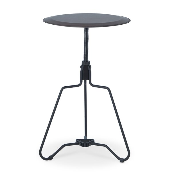 Herrman Modern End Table by Williston Forge