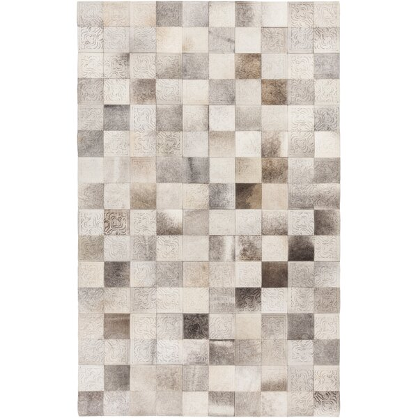 Evandale Gray Area Rug by Loon Peak