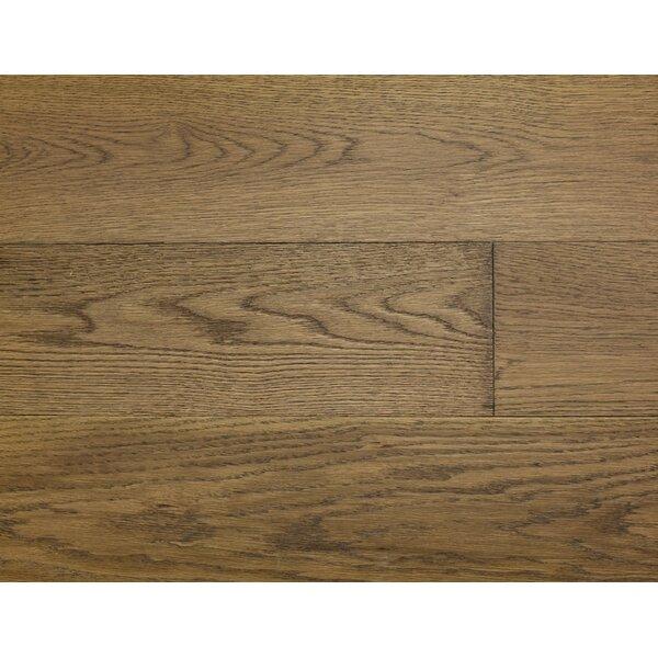 Rustic Old West 7 Engineered White Oak Hardwood Flooring in Trailblazer by Albero Valley