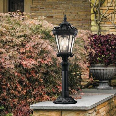 Guzzi Outdoor 4-Light Lantern Head by Fleur De Lis Living