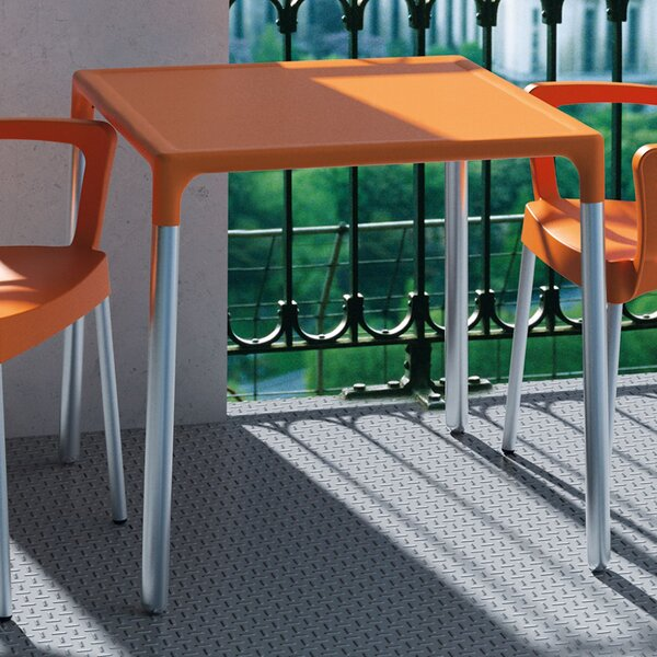 Benavides Bistro Table by Orren Ellis