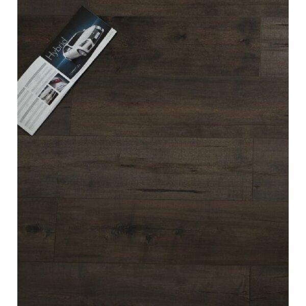 Nimbus Twilight 12 x 48 x 12mm Birch Laminate Flooring in Embossed by Islander Flooring