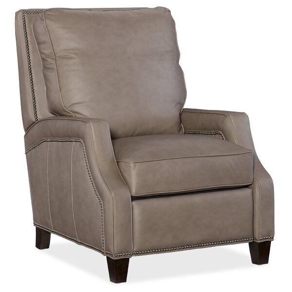 Aspen Lenado Leather Recliner by Hooker Furniture