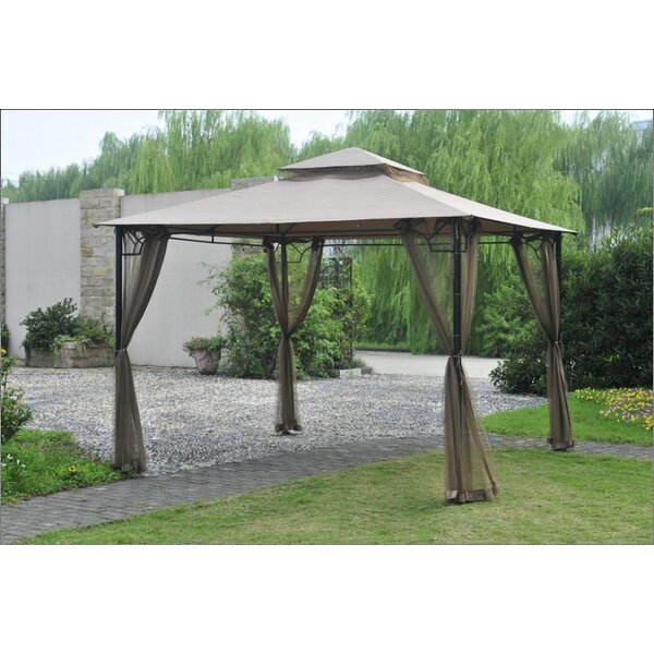 Replacement Mosquito Netting for Claremont Gazebo by Sunjoy
