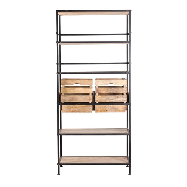 Westergard Etagere Bookcase by Wildon Home®