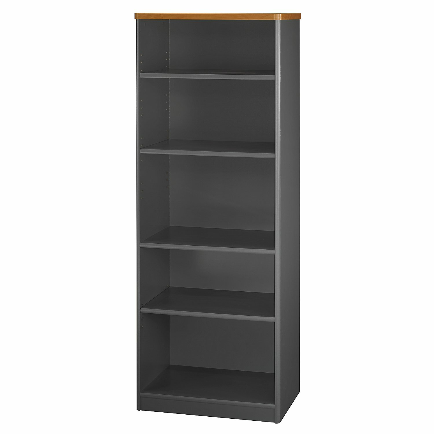 Bush Business Furniture Series A Standard Bookcase Reviews Wayfair