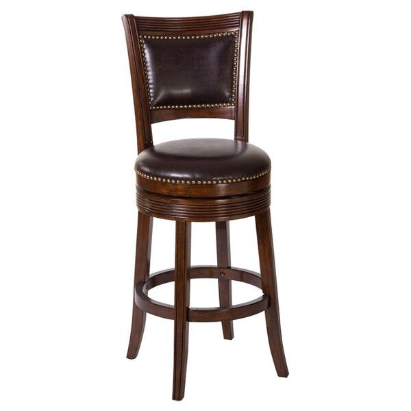 Lockefield 26 Swivel Bar Stool by Hillsdale Furniture