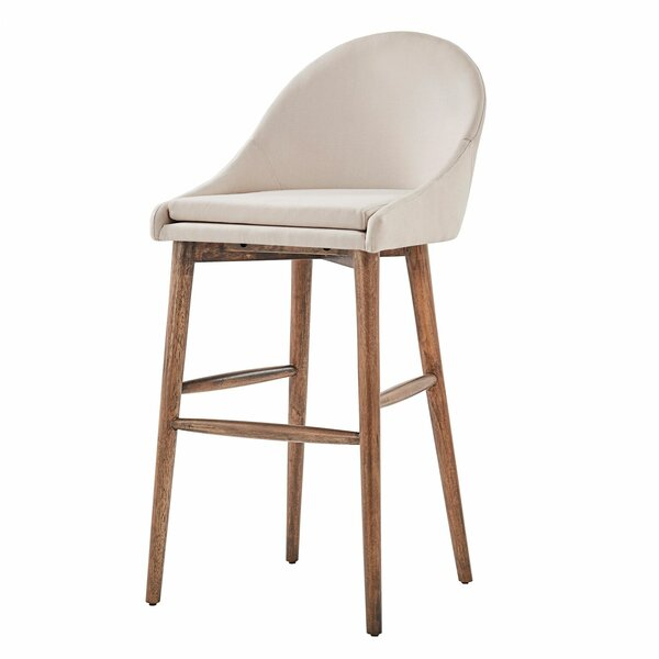 Prism 29 Bar Stool (Set of 2) by Mercury Row