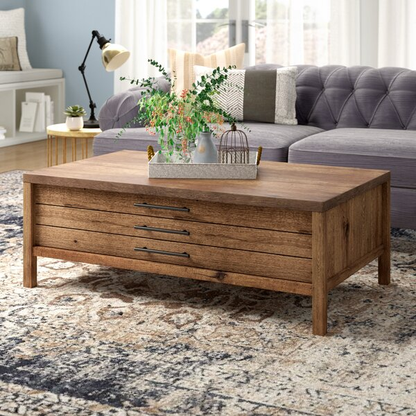 Odile Coffee Table by Laurel Foundry Modern Farmhouse