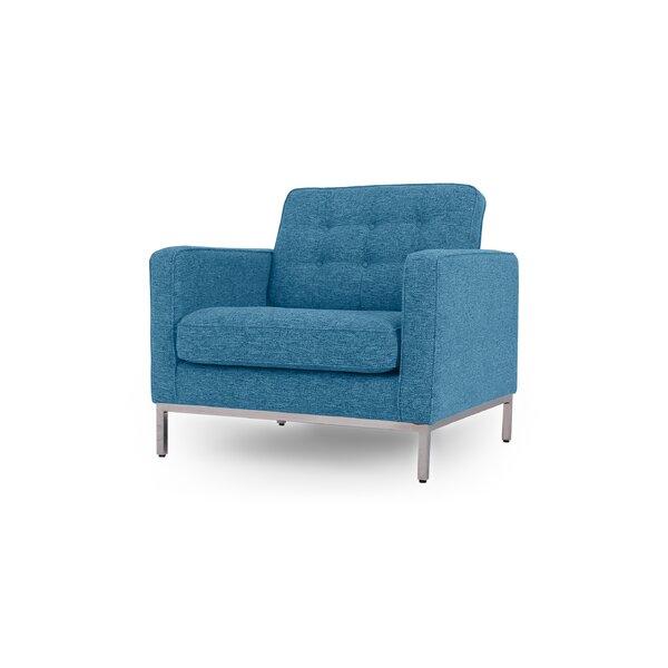 Agostini Mid-Century Club Chair by Corrigan Studio